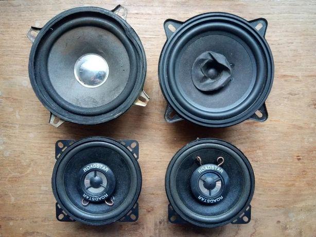 Głośniki Roadstar i drzwiowe Skoda Felicia