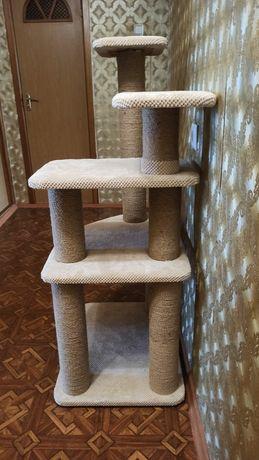 Когтеточка Домик для котика Комплекс