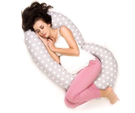 Poduszka ciążowa Supermami typ C