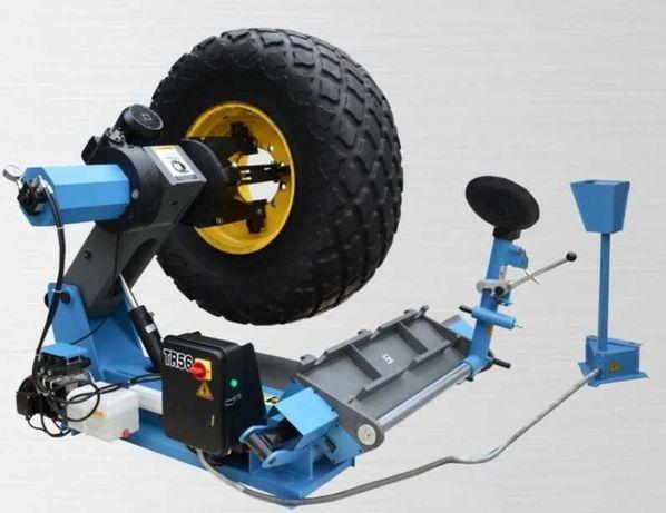 Оборудование для спецтехники. Шиномонтажный станок для грузовиков
