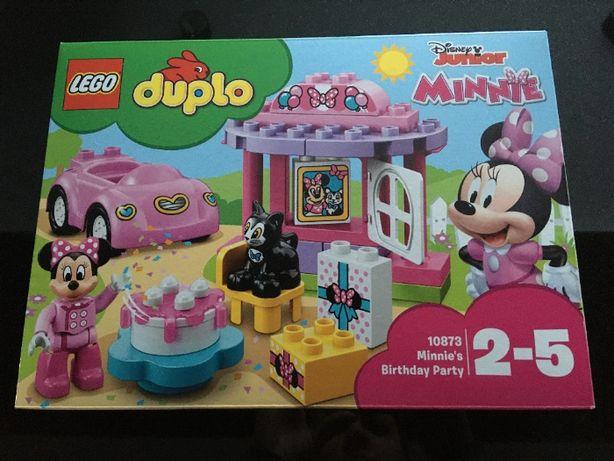 klocki lego duplo 10873 urodziny Minnie