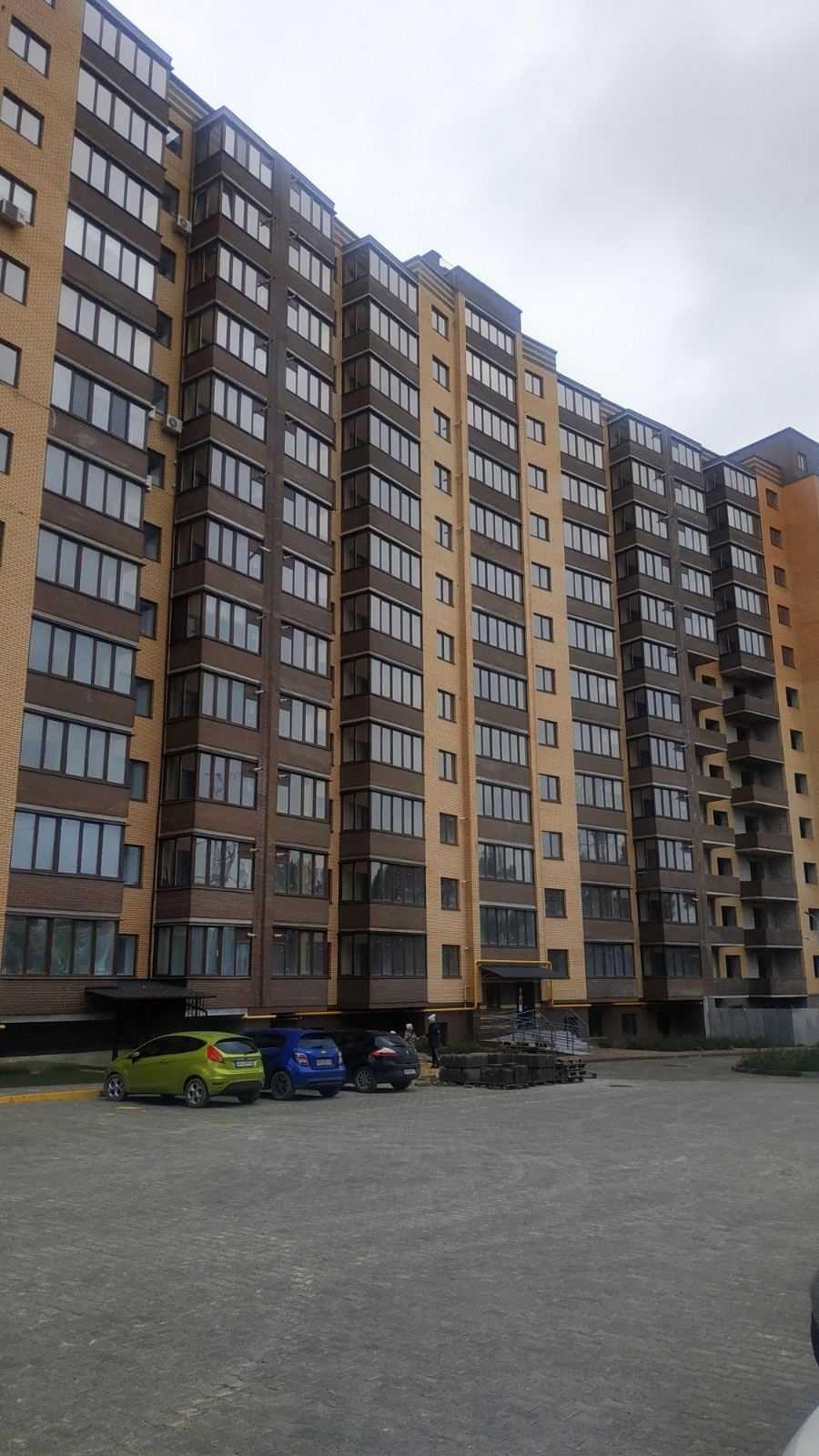 Просторная, 110 метровая квартира, где места хватит всем. НОВЫЙ дом.