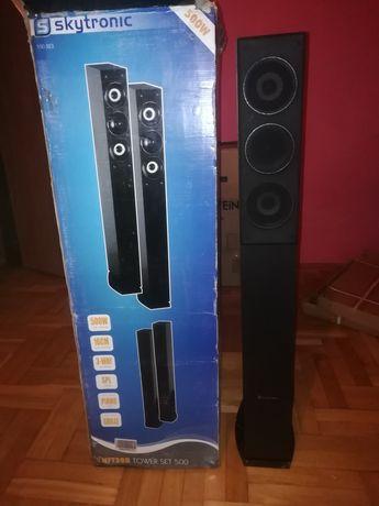 Kolumny kina domowego skytronic 500W