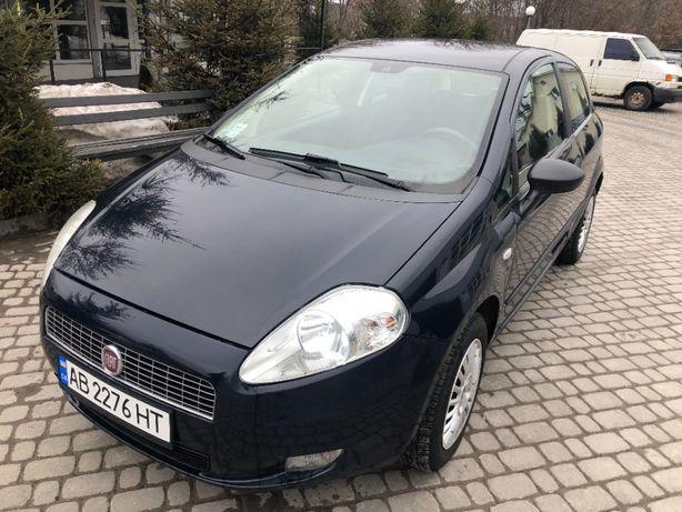 Продам автомобиль Fiat Grande Punto