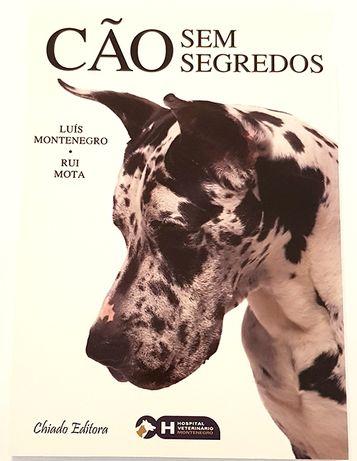 """Livros """"Cão Sem Segredos""""; """"Todos os Cães"""" e o """"O Novo Guia do Cão"""""""