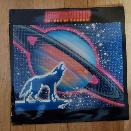 Jefferson Starship, Winds Of Change, Ger, 1982, bdb
