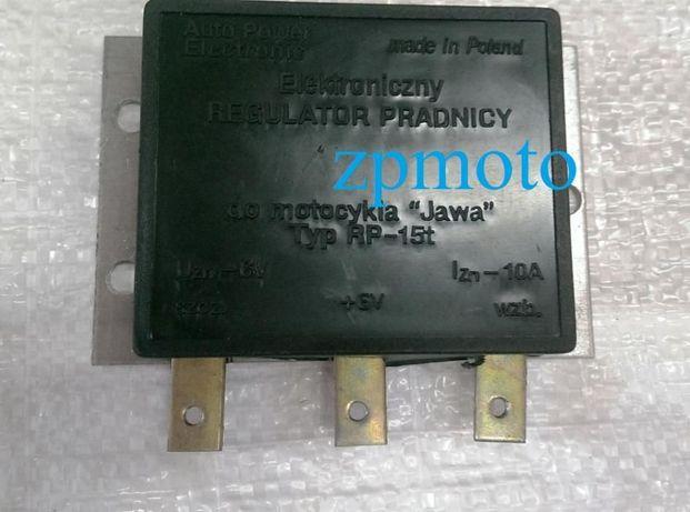 Реле регулятор зарядки, тока JAWA Ява 350 634 6 В 638 12 В