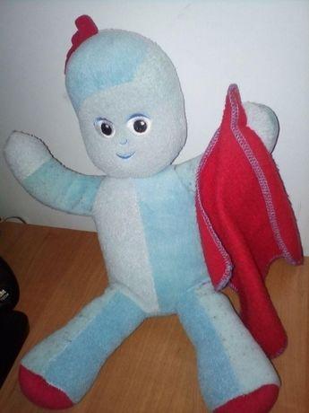 кукла игрушка Игли пигли говорящий 31 см.