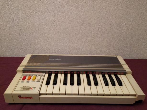Piano Orgão electrónico Bontempi (memoplay) BARATO