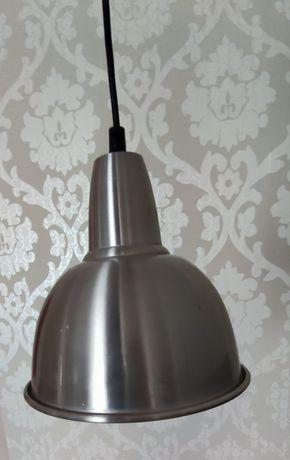 Lampa kuchenna  IKEA   (srebrna)