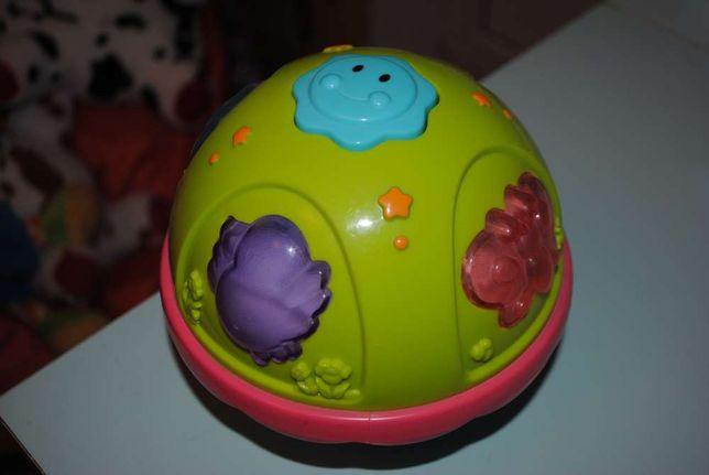 чарующий музыкальный шар для малышей
