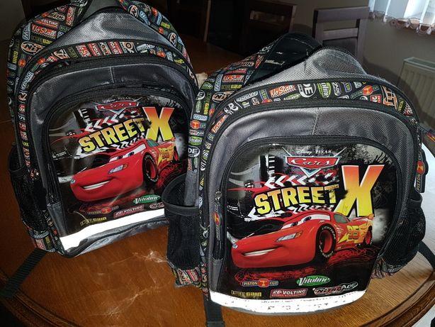 Plecak szkolny cars