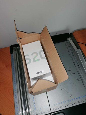 SAMSUNG S20 FE - nowy nieużwany