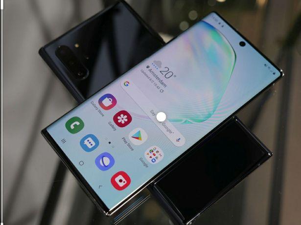 Samsung Galaxy Note 10 Lite -  gwarancja  - OKAZJA