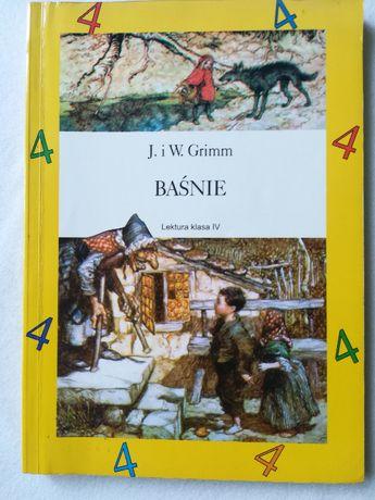 Baśnie J i W. Grimm