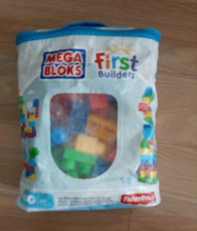 Klocki Fischer Price Mega Block 65 szt.