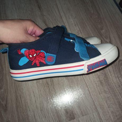 Trampki marvel spiderman