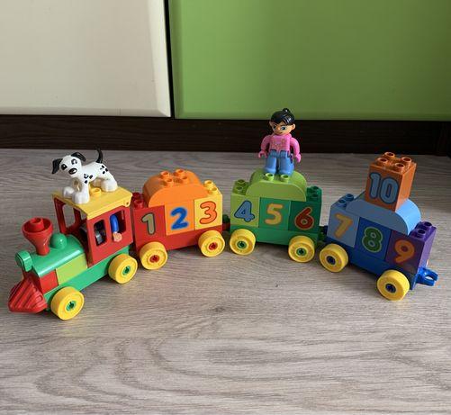 Lego duplo Первый поезд (оригинал)