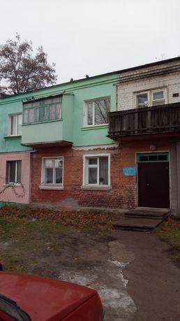 Комната в общежитии с балконом, блок на двоих, Боженко (Градецкий)