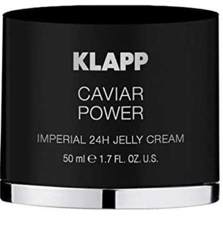 Klapp Caviar Power Imperial 24h Jelly Cream 50ml.