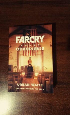 """Książka Uraban Waite (FarCry """"Odkupienie"""")"""