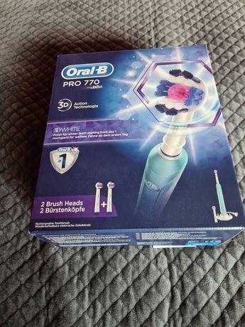 Szczoteczka Elektryczna Oral-B Pro 770 3D White