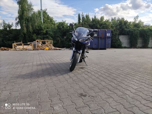 Yamaha fz6 98km 2005r