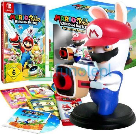 Mario + Rabbids Kingdom Battle NS Kolekcjonerska