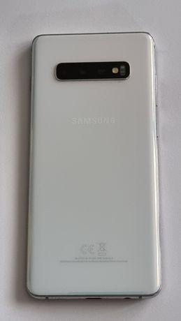 Samsung  S 10 + plus Biały