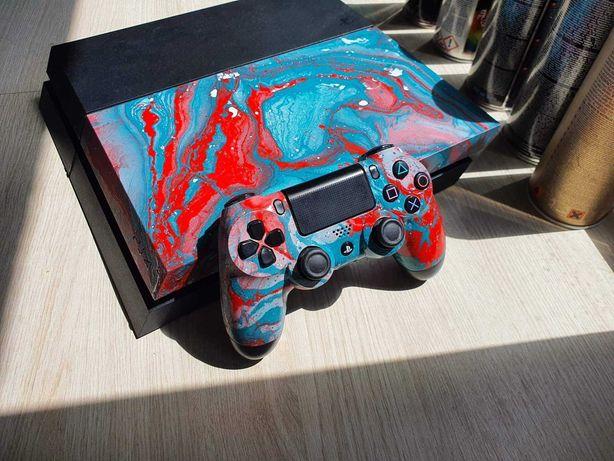 PS4 konsola 1TB PlayStation