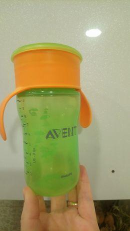 Чашка-непроливайка Philips Avent