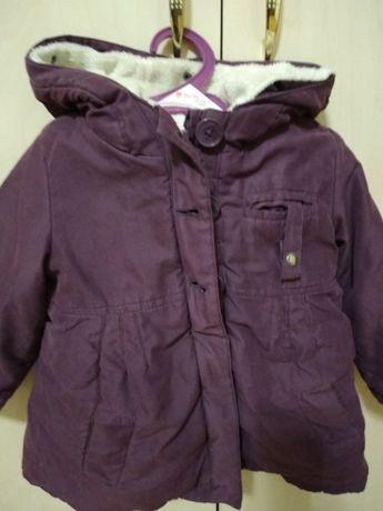 Куртка/ пальто для дівчинки