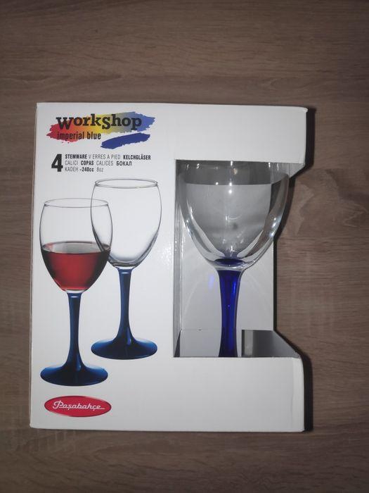 Бокалы для вина workshop 4шт. 240 мл Херсон - изображение 1