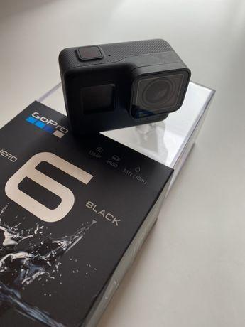 GoPro Hero 6 Black HERO6 4K kamera sportowa