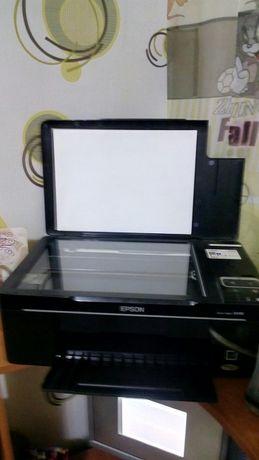 Принтер сканер МФУ epson sx130