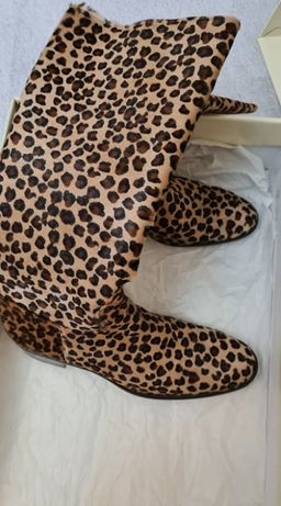 Nowe buty za poł ceny skóra
