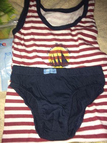 Комплект белья для мальчика Турция