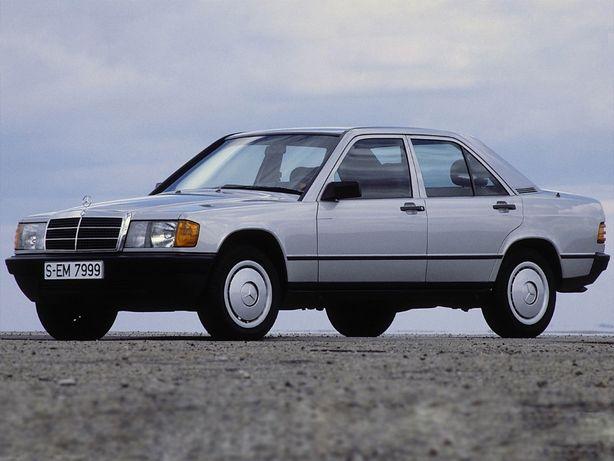 Mercedes 190 d peças