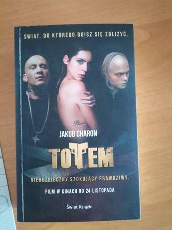 Jakub Charon Totem książka film netflix hit gangster życie pieniądze