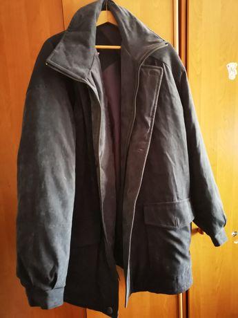 Męska jesienno zimowa kurtka