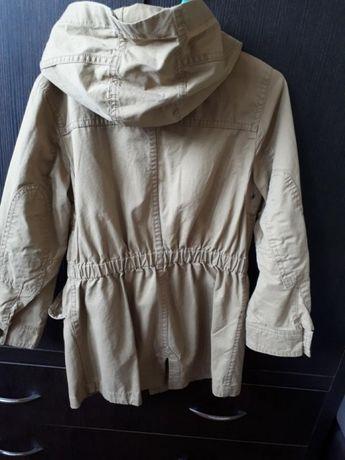 Парка(плащ, курточка), Италия, на 6-7лет
