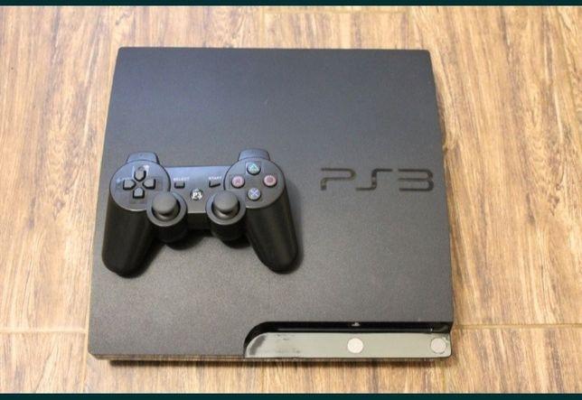 Сони PS3 Slim прошитая