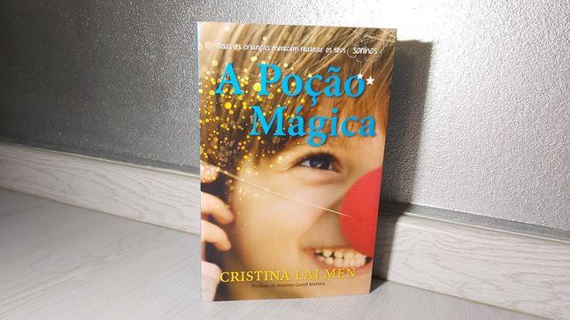A Poção Mágica - Livro
