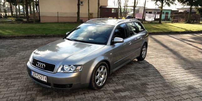 Audi A4B6 2.4 V6 LPG