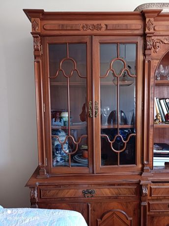 Armário de sala vintage