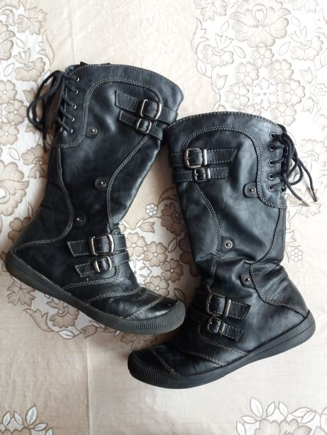 Чобітки, сапоги, черевики демісезонні