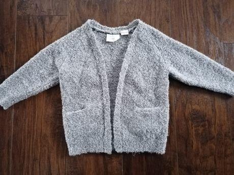 Kardigan Zara sweter