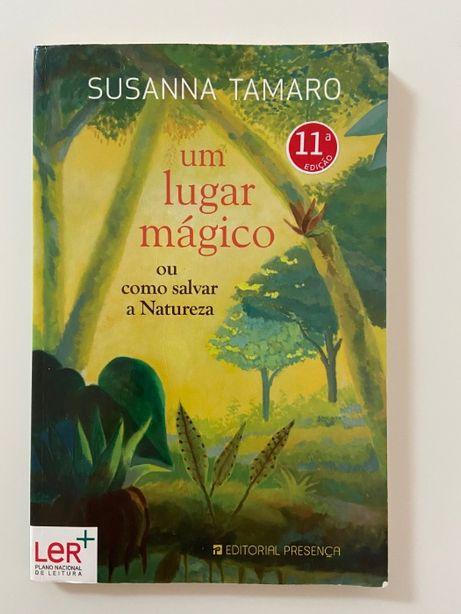 Um lugar mágico ou como salvar a natureza, Susanna Tamaro