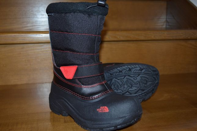 Зимние сапоги The North Face Alpenglow Extreme, размер 2 US