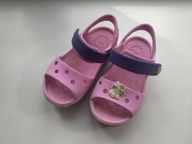 Крокси Crocs C8 босоніжки босоножки